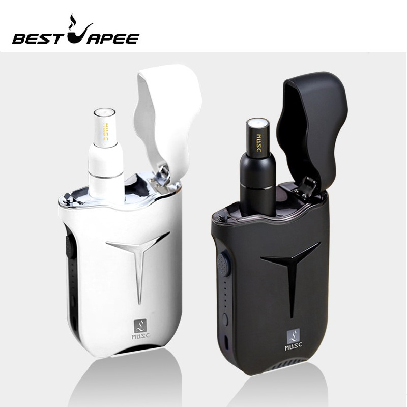 Original Vape Pen Box Pod Kit 1.0ml Capacity Coil Tank 2200mAh Built-in Battery E Electronic Cigarette Vaporizer VS Revenger X