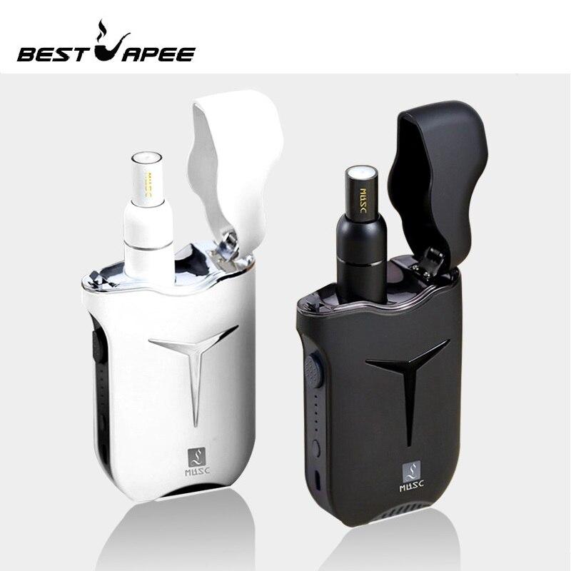 Original Vape Pen Box Pod Kit 1.0ml Capacity Coil Tank 2200mAh Built-in Battery E Electronic Cigarette Vaporizer VS Revenger X