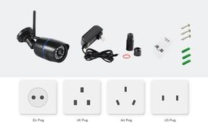 Image 5 - USAFEQLO nagrywanie dźwięku HD 1080P Wifi kamera IP P2P 1080P CCTV nadzór bezpieczeństwa z Micro SD/gniazdo karty TF iCsee wodoodporna