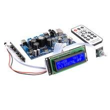 AIYIMA STA350 cyfrowy wzmacniacz mocy 2.1/2.0 płyta wzmacniacza dźwięku z PCM2704 dekoder dźwięku koncentryczne światłowodowe wejście usb