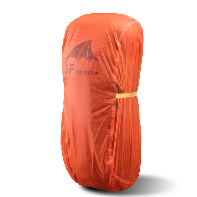 3F UL GEAR Backpack Cover Rain Cover 210T 15D  Bag Cover 3