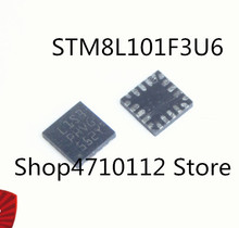 Free Shipping  10PCS/LOT NEW STM8L101F3U6 STM8L101 MARKING L1S3 QFN-16
