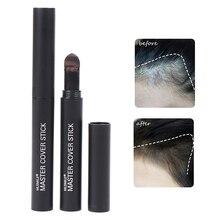Natural Hair Shadow Powder Waterproof Hair Shadow Trimming Hair Line Edge Control Powder Hairline Modified Repair Hair Products