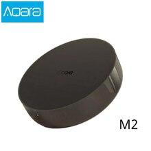 Aqara Hub Gateway M2 Supports Zigbee3.0 Protocol And Can Work Intelligently With Apple Homekit Aqara App Lications Smart home