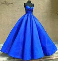 Royal Blue Sweet 16 Dresses Quinceanera Dresses 2020 Sweetheart Lace Up Ball Gown Birthday Party Dress vestido de debutante