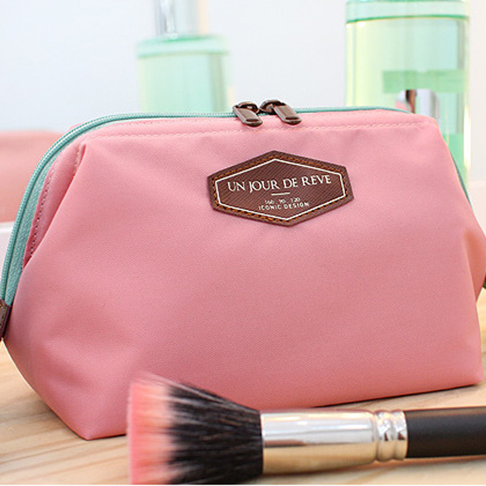 New Arrival Beauty Travel Small Cosmetic Bag Cosmetic Case Makeup Bag Toiletry Organizer Mini Casmetic Bags