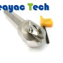 TPMN16 карбидные вставки держатель инструмента оправка для фрезы Держатель плеча-off фрезерный хвостовик