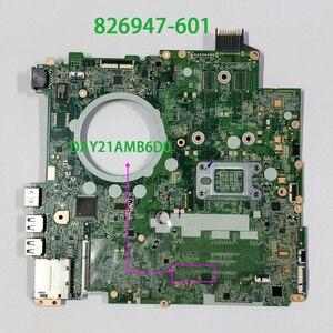 Image 2 - Für HP SCHLÄGT 15 P390NR 15 P393NR 826947 601 826947 001 826947 501 UMA w A10 7300 CPU DAY21AMB6D0 Laptop motherboard Mainboard