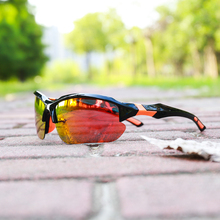 Gradient UV400 Polarized Men Women Cycling Sunglasses Frame and Lens Eyewear Motorcycle