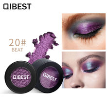24-Color Mashed Potato Texture Monochrome Eye Shadow High Pearlescent Eye Shadow Delicate Color European And American Cream