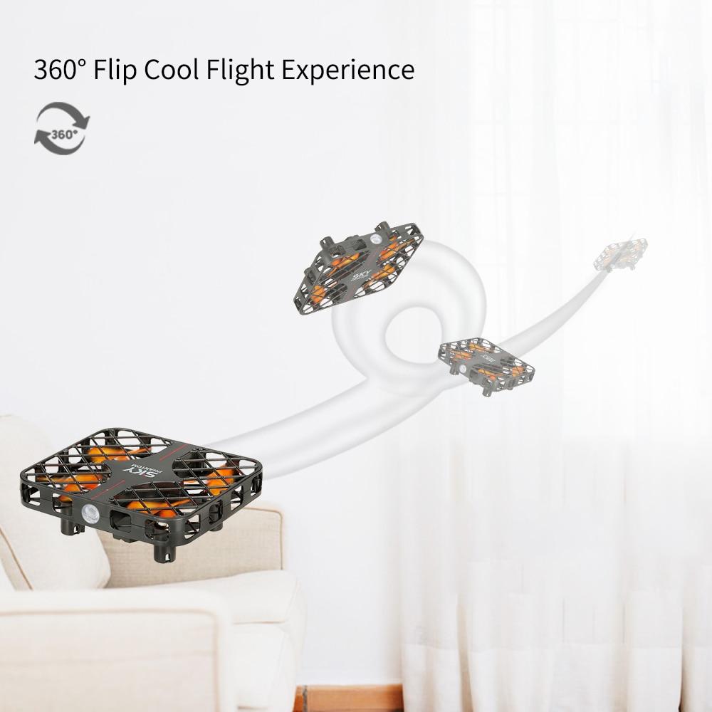 Mushi Original Quadcopter Cube 22