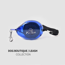 Brand New Style Retractable Dog Walking Lead Leash Comfort Cord Puppy Automatic Pet Autostretch Rope