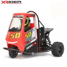 RC Car Remote Control Car 2.4G X-Rider 1/8 Piaggio Ape 1:8 2WD Kids Battery Powered Drift Cars RTR