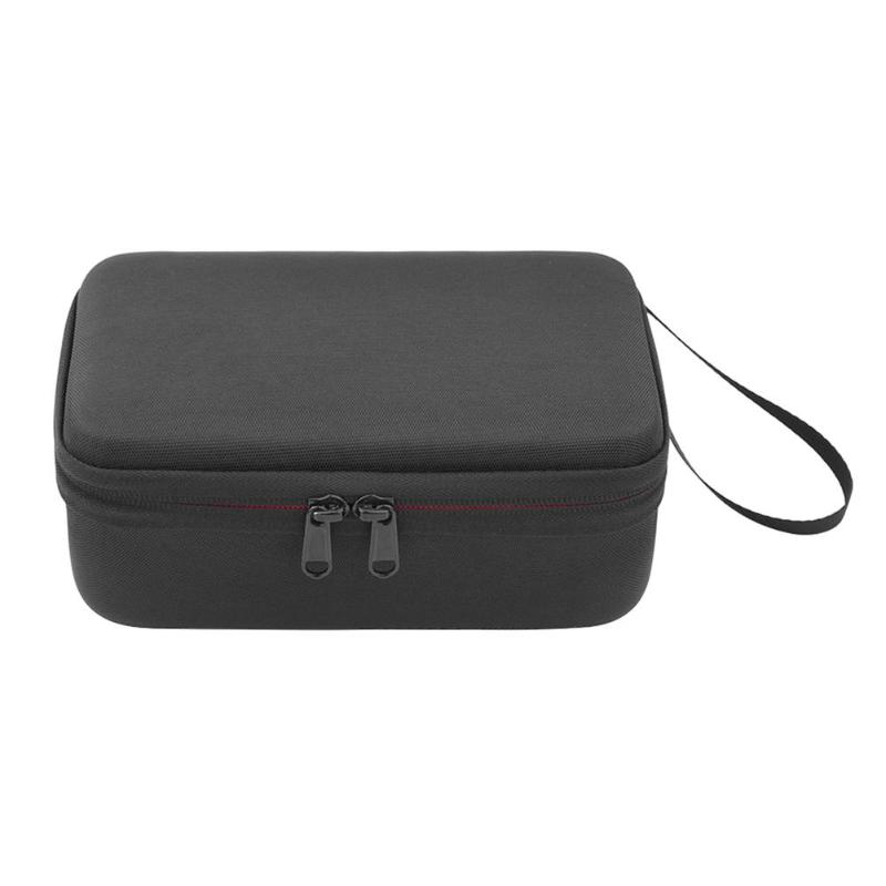 Grey Protective Case Compatible with DJI OSMO Pocket Gimbal Accessories Hard Zipper Case Portable Storage Bag Travel Carry