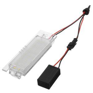 Image 4 - 2X numer LED oświetlenie tablicy rejestracyjnej lampy dla opla/Astra K J H Corsa D C Meriva A B Zafira B Insignia Vectra C/Adam dla Vauxhall