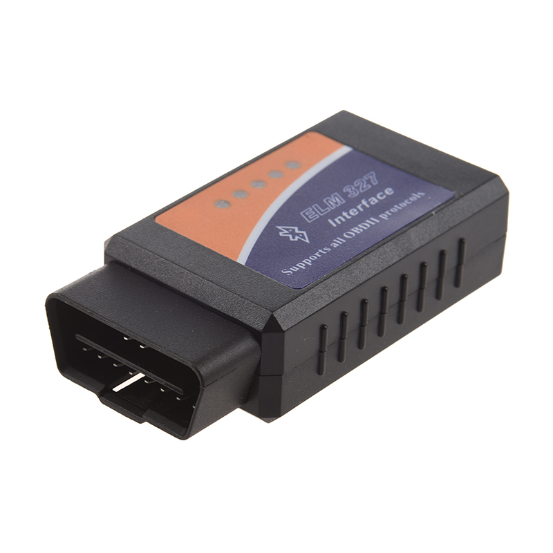 ELM327 OBDII V2.1 CAN-BUS Bluetooth Interface Diagnostic  Scanner