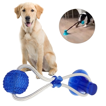 Multifunction Biting Toys Made of Rubber Material Suitable For Dog And Puppy