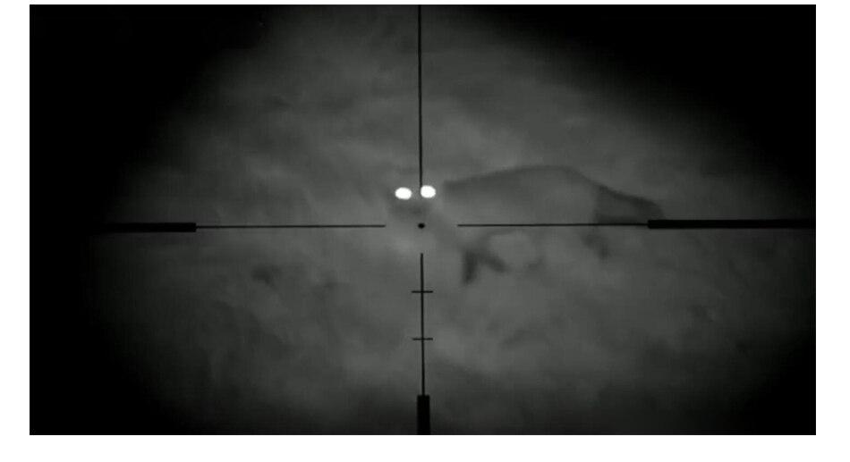 Visão noturna riflescope caça scopes visão óptica