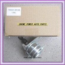 Привод разгрузочного клапана турбонаддува клапан GT1749V 750431 750431-5012S 717478 для BMW 320D E46 120D 520D 320CD X3 E83 E83N M47TU M47 2.0L