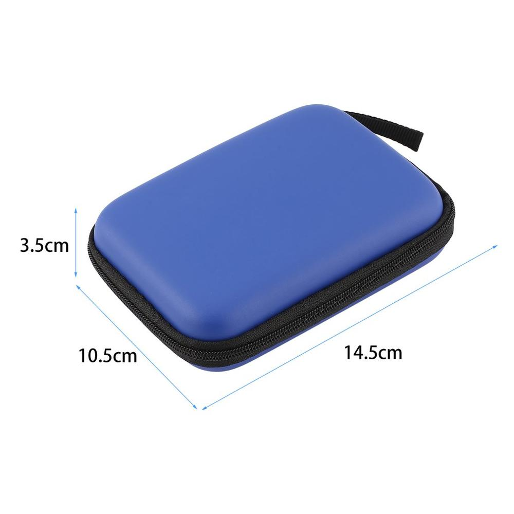 Hand Carry Case Cover Pouch For 2.5