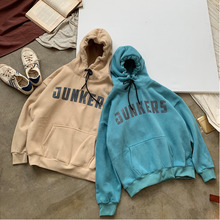 Plus Hooded Hoodies Men Warm Fashion Hoodie Solid Color Casual Pullover Streetwear Hip Hop Sweatshirt Man Hoody