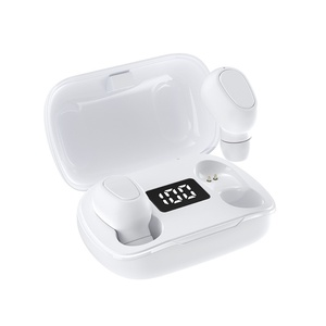 Image 3 - L21pro بلوتوث 5.0 سماعات ستيريو لاسلكية قوة شاشة ديجيتال شحن يدعم الاقتران التلقائي والاتصال حر اليدين