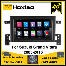 Car GPS Multimedia-Player Navigator Radio Bluetooth Suzuki Grand 2din Vitara 2005 7inch