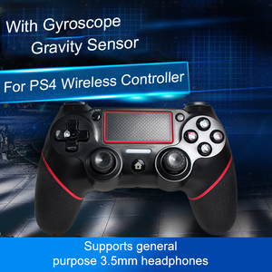 Image 5 - Bluetooth Wireless Joystick Gamepad For PS4 Controller Fit For Playstation Dualshock PS4 4 Joystick Gaming Controller Console