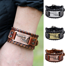 Medieval Cosplay Bracelet Gauntlet Steampunk Viking Middle-Ages-Accessories Adult Wristband