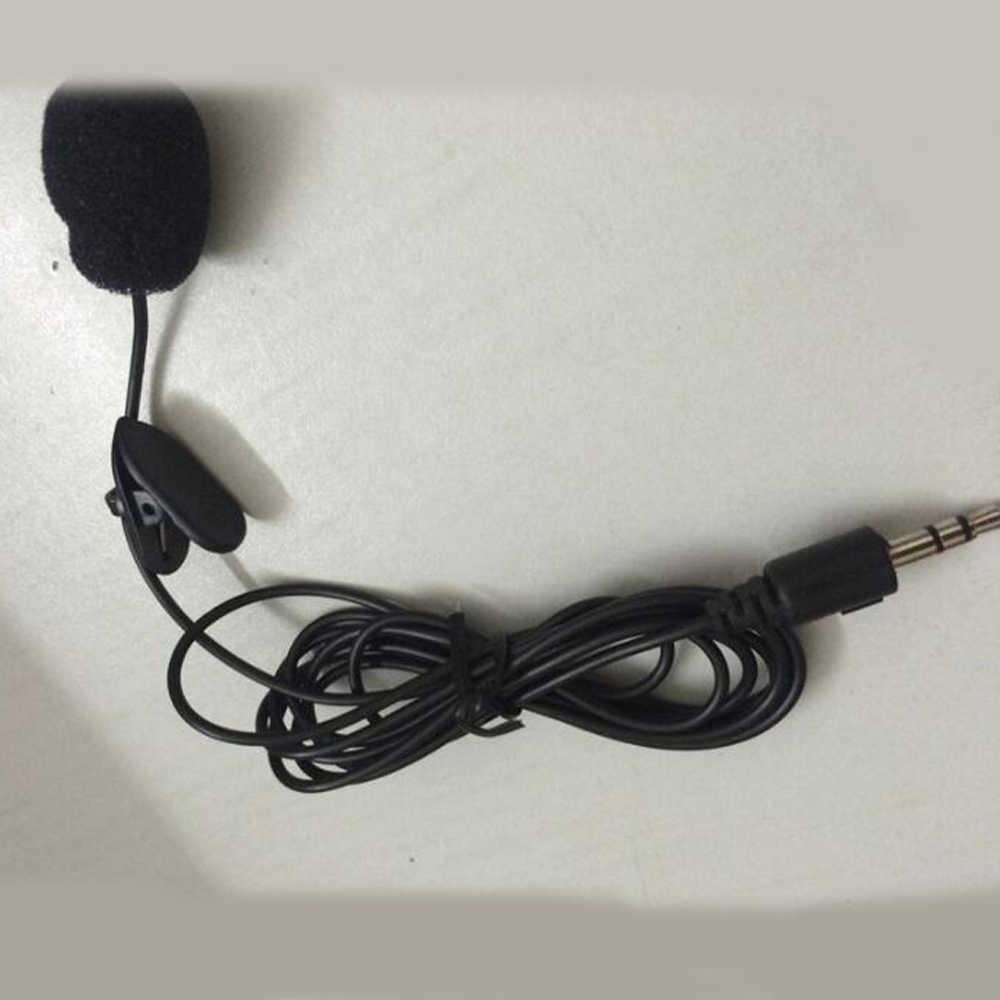 OKNAVI 3.5mm harici mikrofon Mini kablolu araç DVD oynatıcı Bluetooth Stereo radyo ses multimedya Video oynatıcı GPS navigasyon MP5