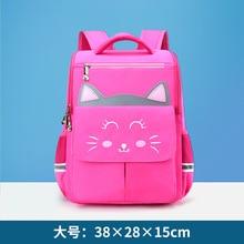 2020 Children School Bags boys Girls Orthopedic schoolbag kids cat Backpacks primary school Backpacks Backpacks mochila infantil