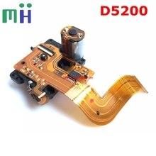 Orijinal D5200 Aynası Sürücü Motor Plakası PCB Ünitesi Nikon D5200 Kamera Onarım Bölümü
