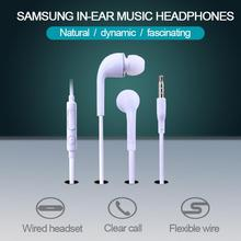 Wired Control In-Ear Earphone With Handfree Micphones High Sound Quality Gaming Music