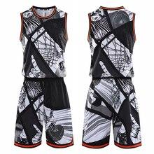 Майки, форма для баскетбола, мужские баскетбольные наборы, спортивный комплект, одежда, женский баскетбольный трикотажный набор, на заказ, с напечатанным номером, с логотипом