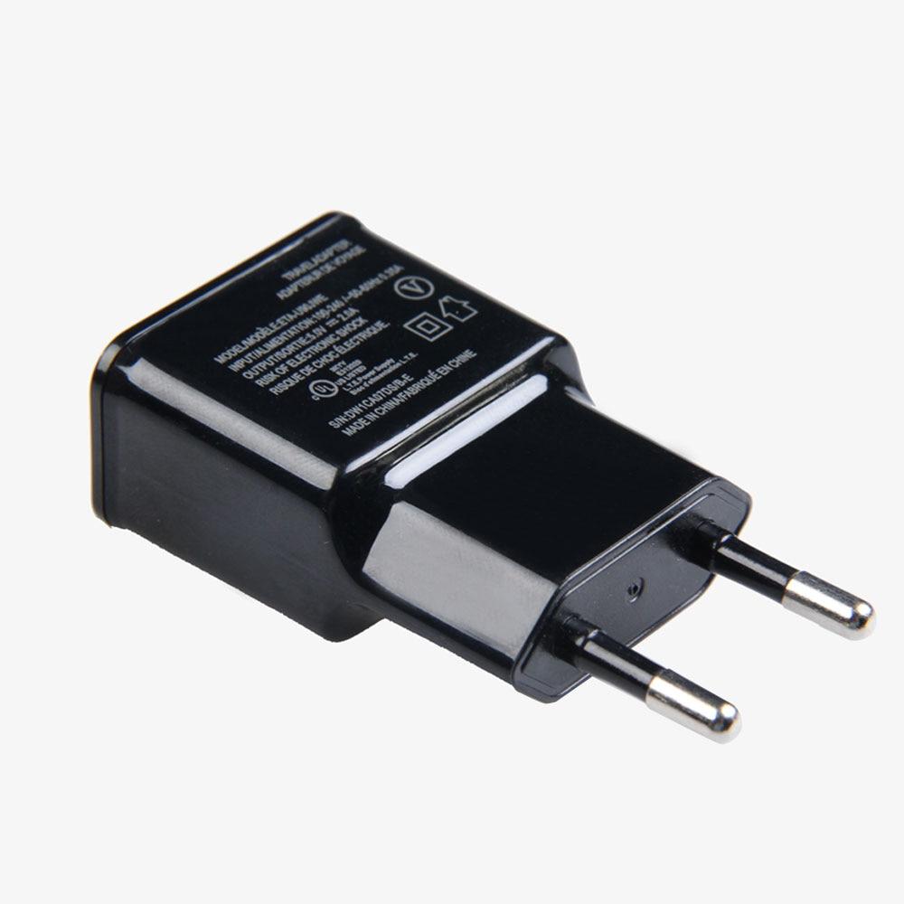 EU Plug USB Mobile հեռախոսի լիցքավորիչ, 5V 2A - Բջջային հեռախոսի պարագաներ և պահեստամասեր - Լուսանկար 6