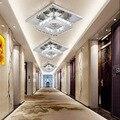 Роскошная хрустальная люстра  светильник ing для гостиной  спальни  аксессуары  лампа  Современный хрустальный светодиодный потолочный свет...