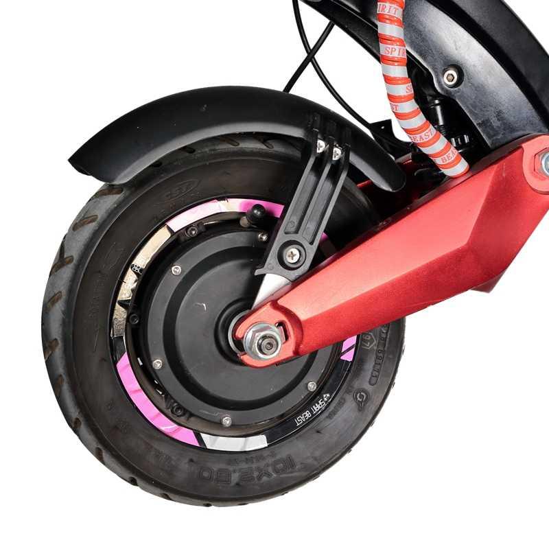 Универсальный Регулируемый крыло для VSETT 10 + ZERO 10X KUGOO G1 INOKIM OXO DUALTRON KAABO Mantis 10 дюймов электрический скутер брызговик