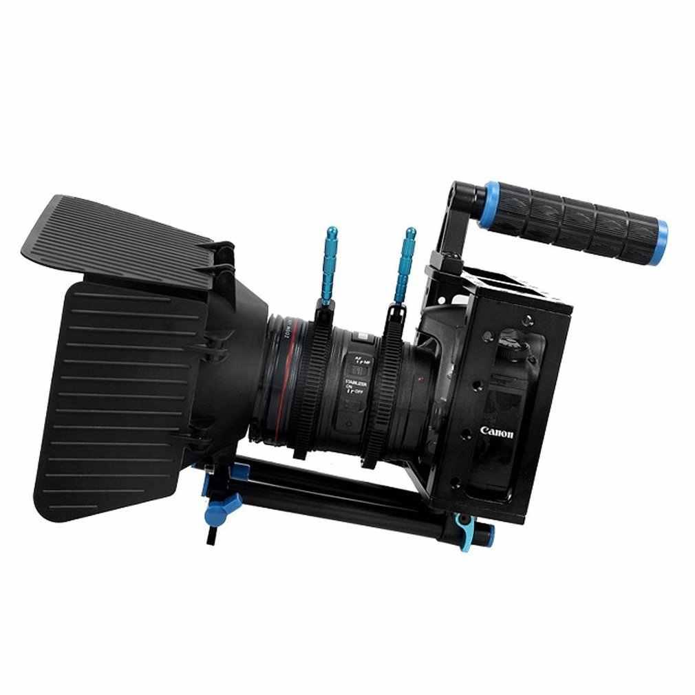 ل SLR DSLR كاميرا اكسسوارات أستيكة قابلة للتعديل متابعة التركيز حلقات التروس حزام 49 مللي متر إلى 82 مللي متر قبضة ل DSLR كاميرا الفيديو
