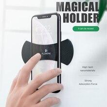 mobile phone holder floveme sticker car For Tablet Car Phone Mount Holder Strong Adsorption Wall Desk Stickers