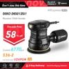 DEKO DKSD125J1 350W Random Orbit Sander with Dust exhaust and Hybrid dust canister 1