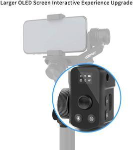 Image 3 - Feiyutech g6max câmera cardan estabilizador para câmera mirrorless/câmera de ação/câmera de bolso/smartphone, para sony a6300/a6500 hero8