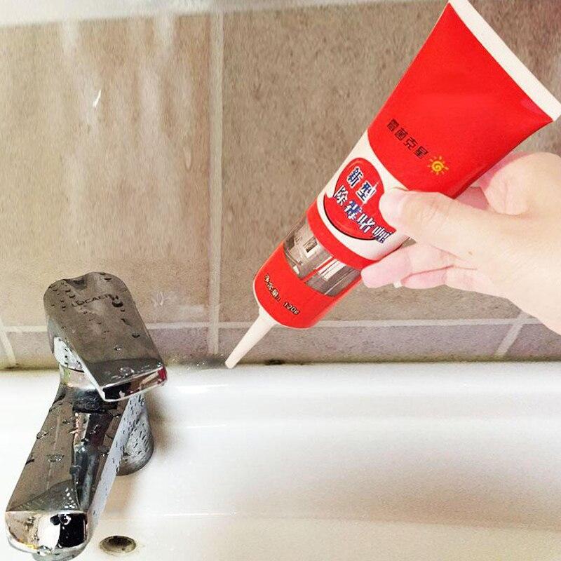 Mildew Remover Gel Wall Mold Tile Cleaner Bathroom Porcelain Floor Caulk For Home J99Store