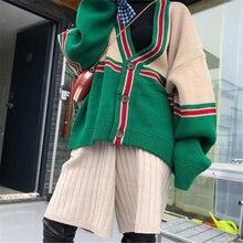Новинка женский свитер большого размера хитовый цвет куртки