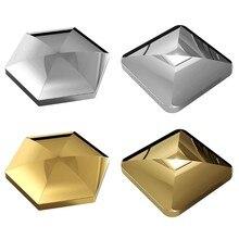 Material de aço inoxidável flipo flip kinetic mesa brinquedo giratório tamanho bolso