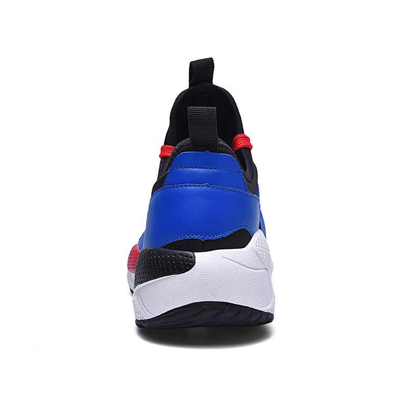 Times New Roman Atmungsaktiv Männer Turnschuhe Männlichen Schuhe Erwachsene Hohe Qualität Komfortable Nicht-slip Weiche Männer Schuhe Große Größe 39 ~ 46