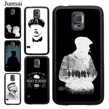 Juntsai Peaky Blinders สำหรับ Samsung Galaxy A50 A30 A70 A40 หมายเหตุ 10 9 8 S7 EDGE S8 S9 S10 PLUS S10e(China)