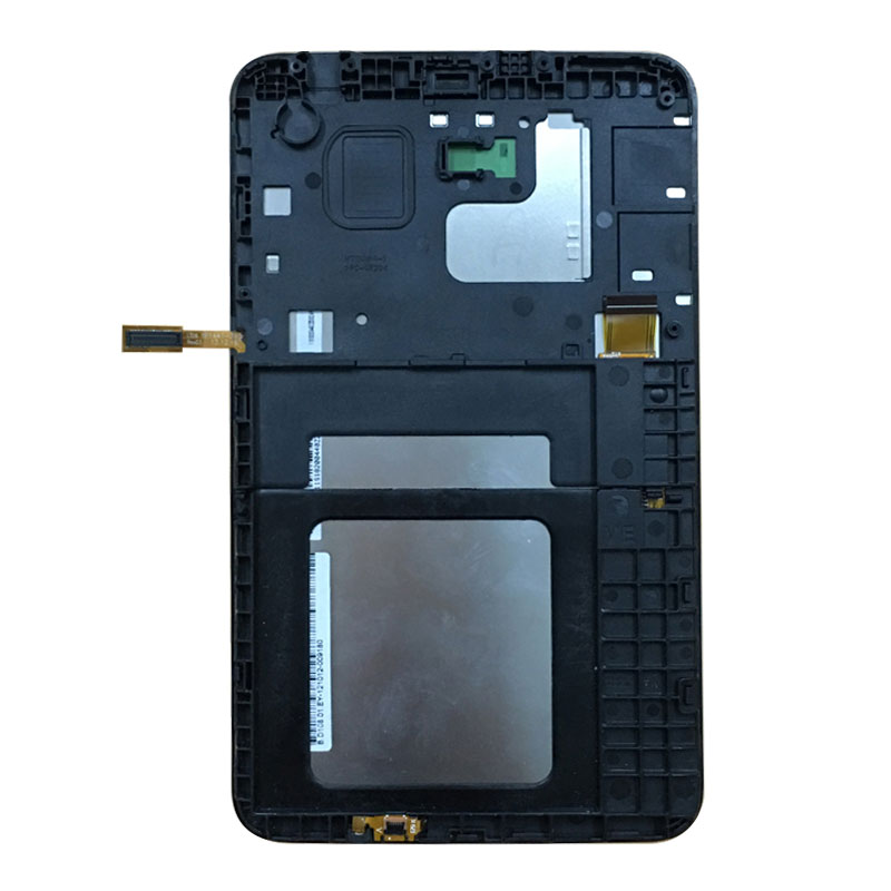 AAA Quality LCD Display For Samsung Galaxy Tab 3 Lite 7.0 T110 T111 T113 T114 T116 LCD Display Touch Screen Digitizer With Frame
