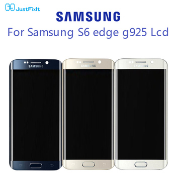 Super AMOLED дисплей для SAMSUNG Galaxy S6 edge с тачскрином