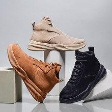 Мужская повседневная обувь; удобные модные кроссовки для мужчин; брендовая Уличная обувь для отдыха; Цвет Черный; zapatillas hombre X11-23