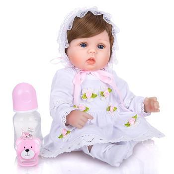 Кукла-младенец KEIUMI 17D03-C364 3
